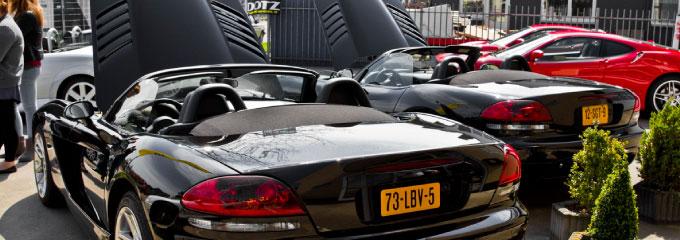 ABA Banden, specialist in banden voor sportwagens / sportauto's: Ferrari Owners Club - toertocht april 2013
