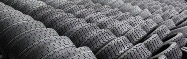 Recycling van banden - nu tot 40% te hergebruiken bij nieuwe autobanden