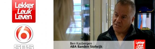 ABA Banden in Lekker Leuk Leven