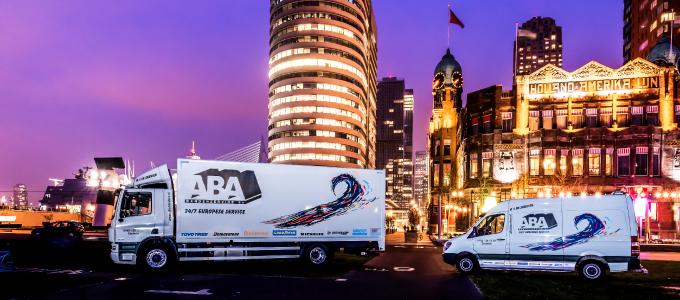 Truckbanden / vrachtwagen banden